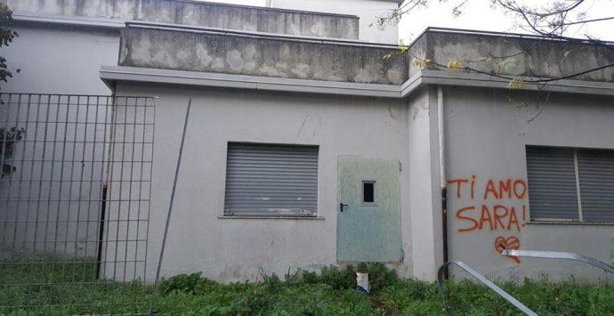 Hospice di Melicucco devastato dall'incuria e dai vandali