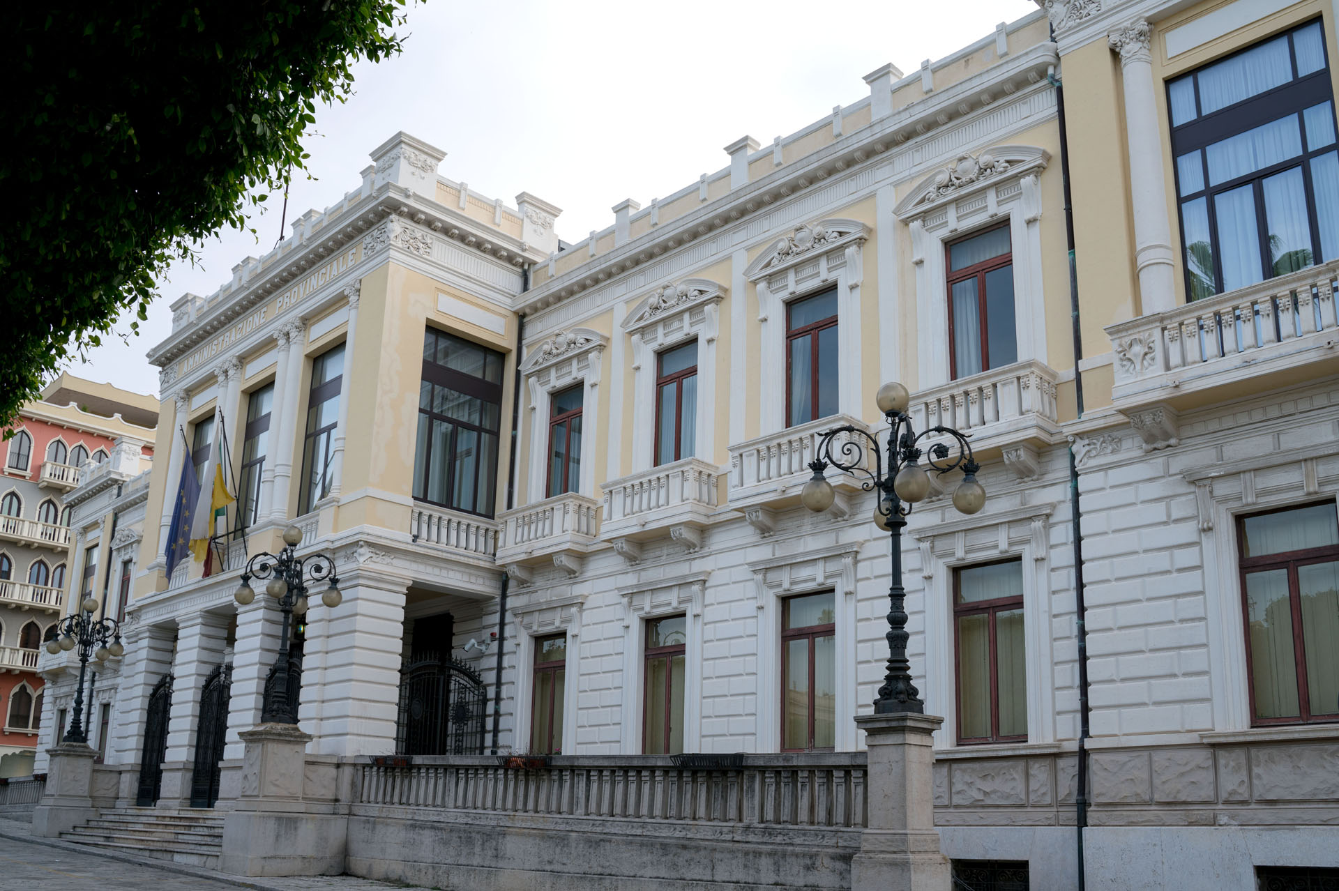 Una sede in via Monsignor Ferro per l'Associazione dipendenti della Città metropolitana