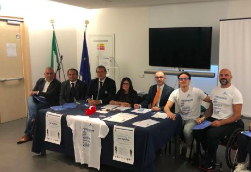 Lo sport paralimpico approda a Reggio Calabria grazie all'Aida