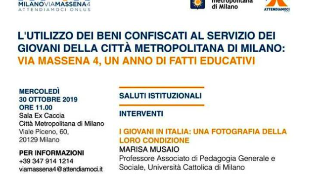 Un ponte ideale Reggio – Milano Attendiamoci Onlus lancia l'idea