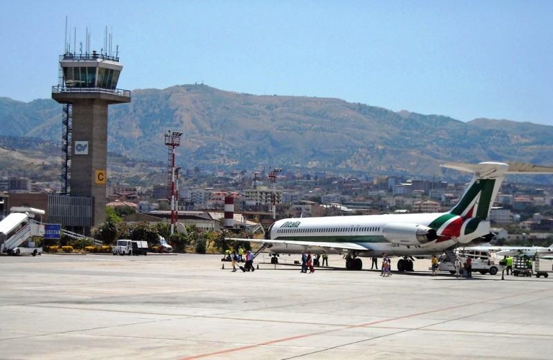 Aeroporto dello Stretto, la Uilt boccia la gestione fallimentare