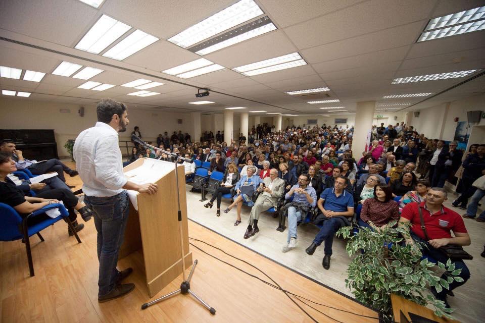 Elezioni comunali, serve uno sforzo per l'unità del centrosinistra