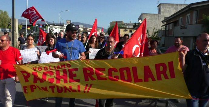 Locride Ambiente senza pace Stamane lavoratori in protesta