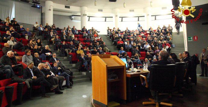 A Reggio un seminario formativo sul codice di prevenzione incendi