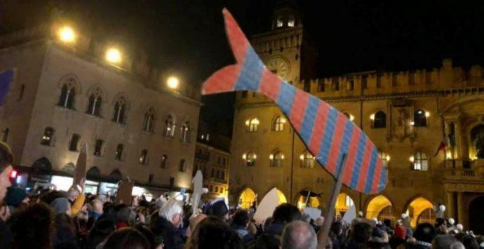 """Le """"sardine"""" conquistano anche Reggio. Pronti a scendere in piazza"""