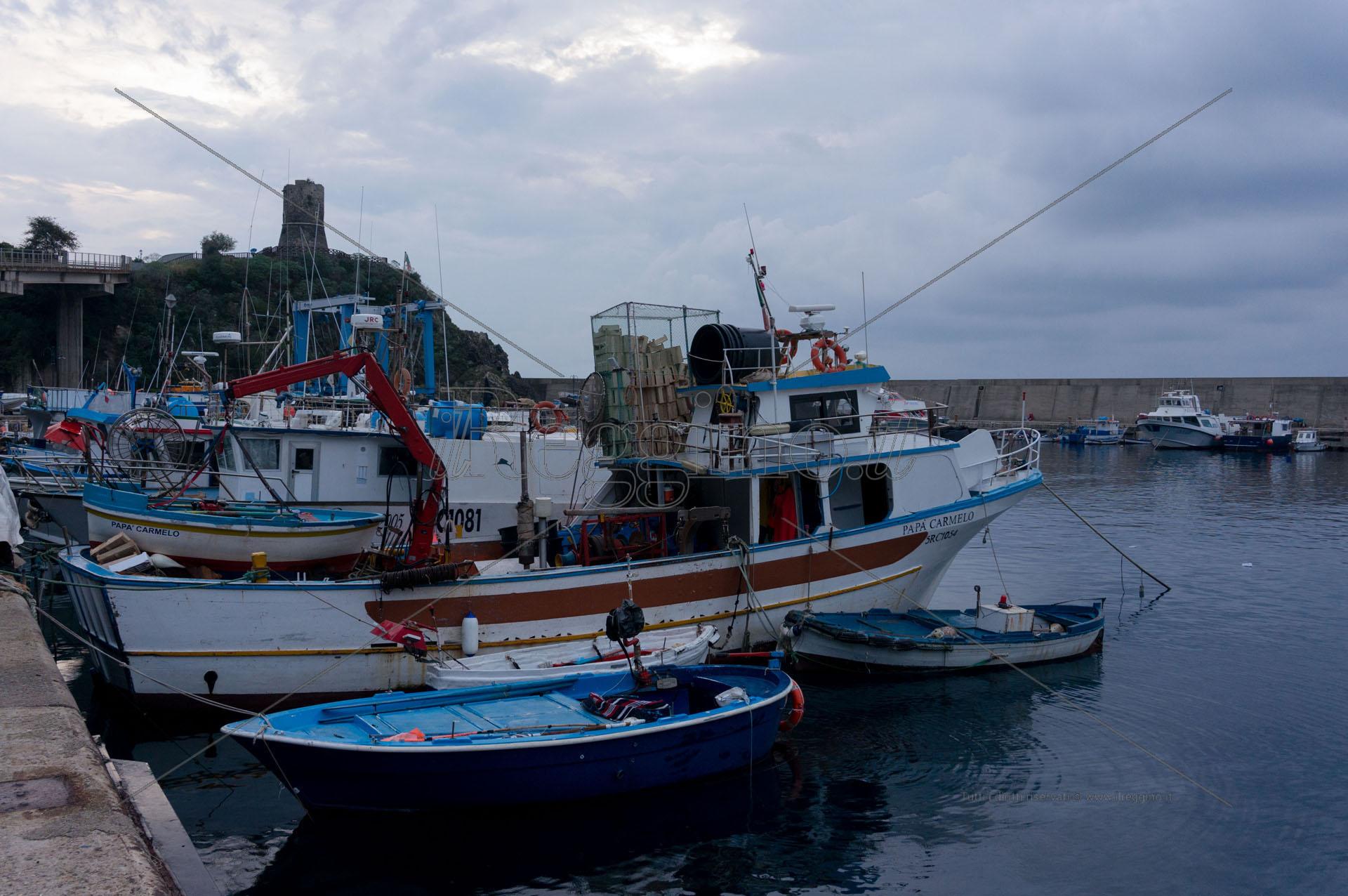 Porto di Bagnara abbandonato? L'assessore Oliverio è ottimista