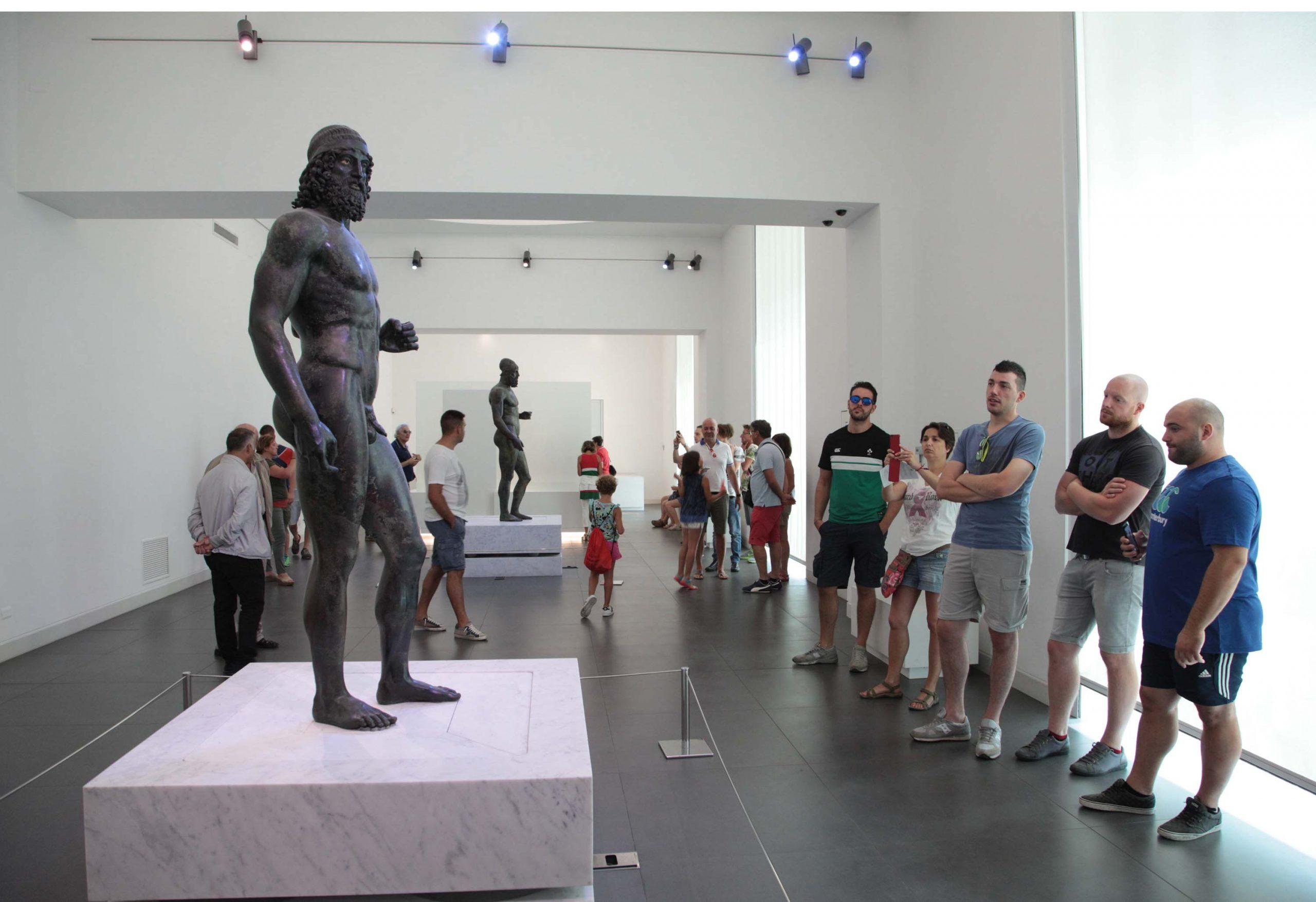 """""""Bronzi di Riace"""": sulla terza statua e le indagini, la versione di Braghò"""