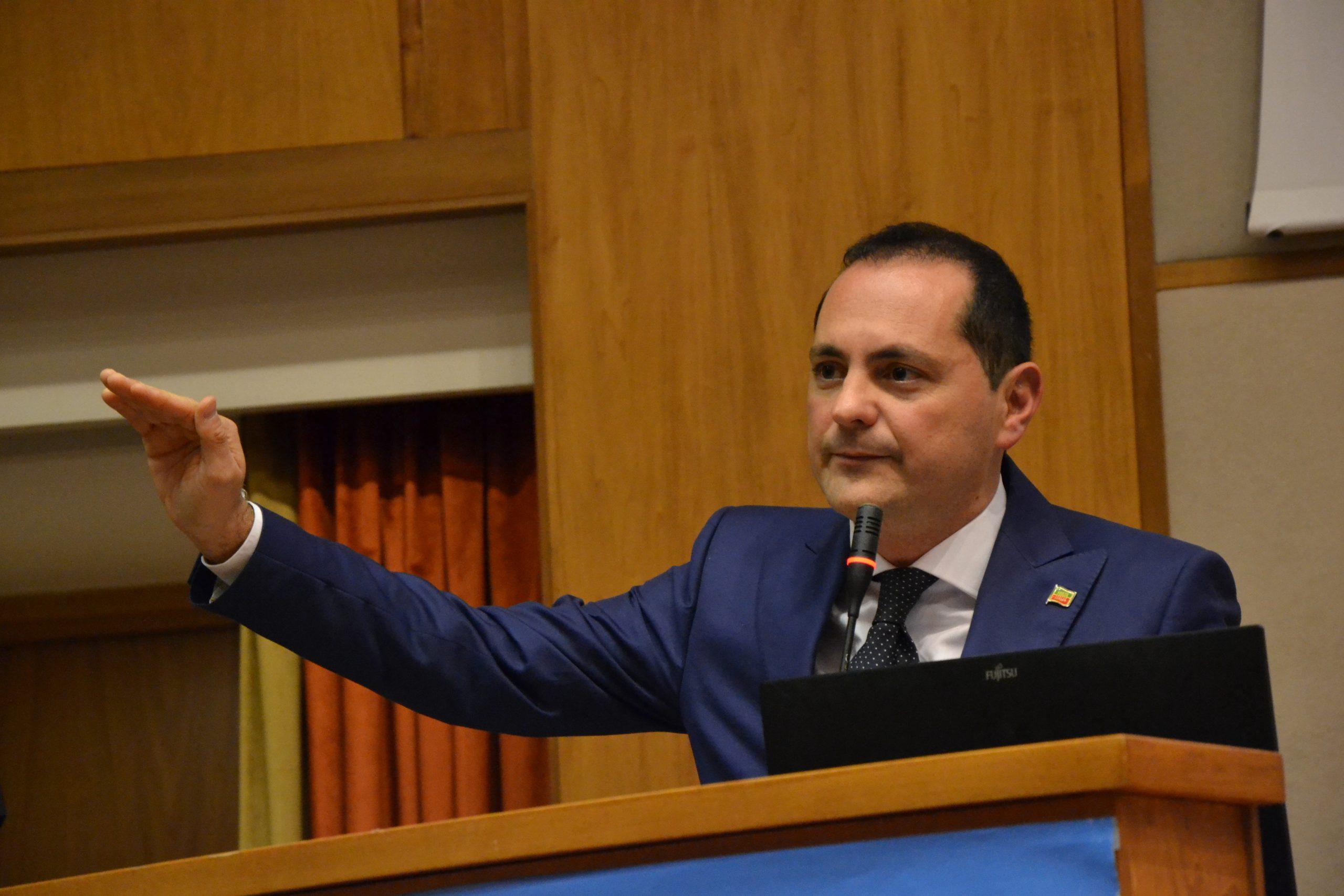 Tir al porto di Reggio, Siclari: «Ammesso il mio emendamento ora tocca al Pd»