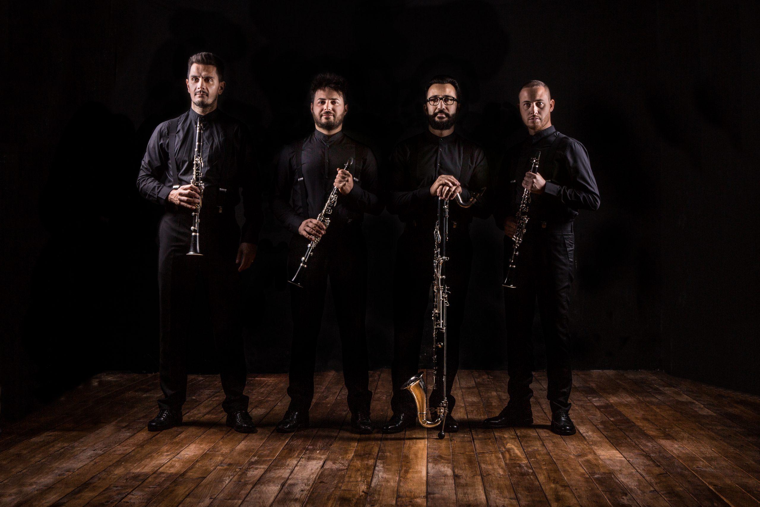 """Caulonia, il live del Nigun Quartet all'auditorium """"Frammartino"""""""