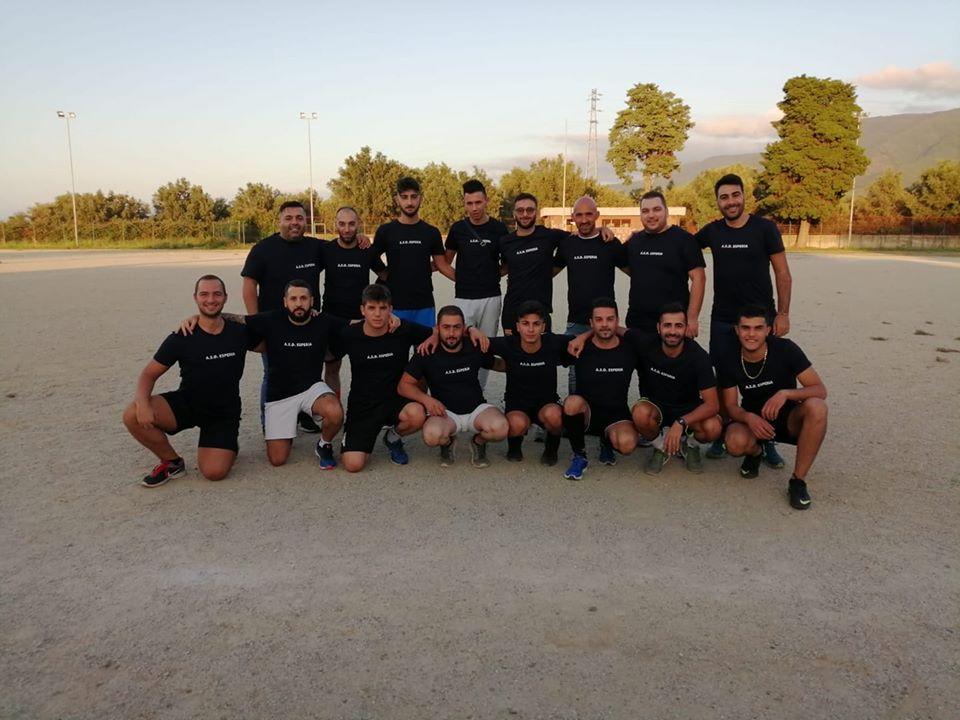 Oppido Mamertina, dopo 34 anni risorge la squadra dell'Esperia