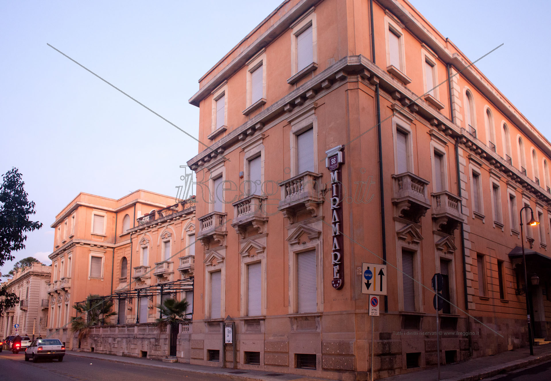 Dopo liti feroci, denunce e processi nuova vita per l'albergo Miramare