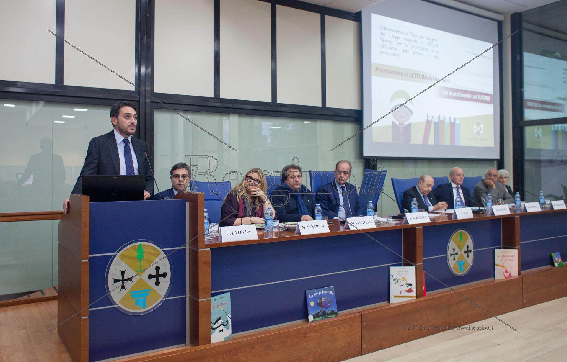 """""""Nati per leggere"""", investimento sul riscatto culturale della Calabria"""