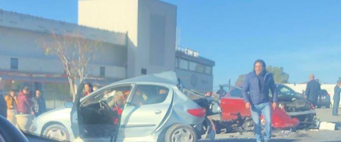Incidente mortale a Melito, una vittima e due feriti gravi