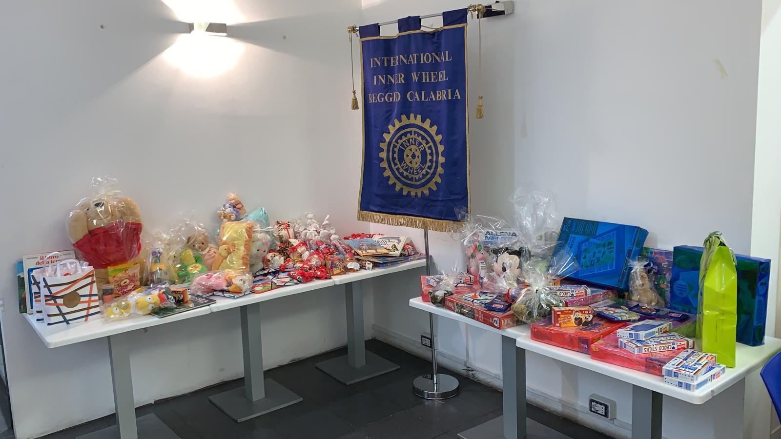 Il Club Inner Wheel celebra la Giornata internazionale del fanciullo