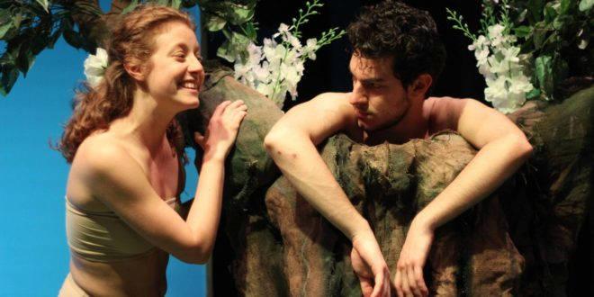 """MedFest: con """"Il diario di Adamo ed Eva"""", il teatro di Scena Verticale"""