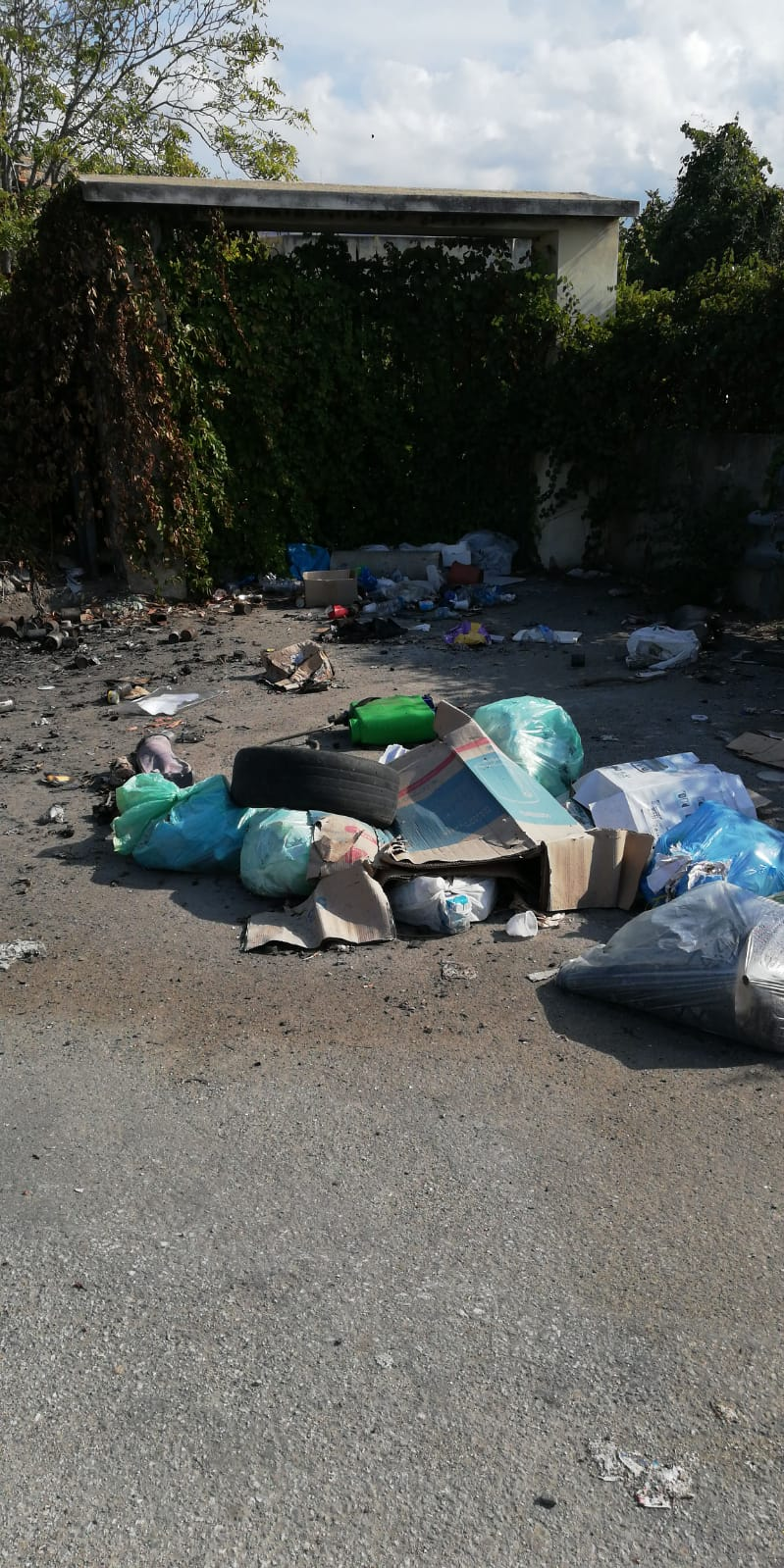 Emergenza rifiuti? Marra (M.A.P.) alza la voce: «Questa è l'oscenità»