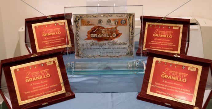 «Granillo è stato una figura di punta del calcio romantico d'altri tempi»