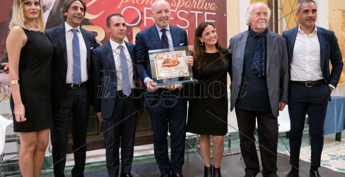 """Al via la terza edizione del Premio Sportivo """"Oreste Granillo RP"""""""