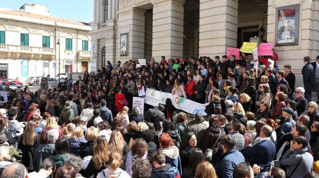 La metrocity parte civile nel processo di Maria Antonietta Rositani