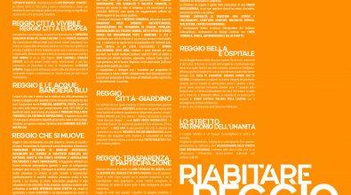 Pazzano presenta il programma per «riscrivere il futuro di Reggio»