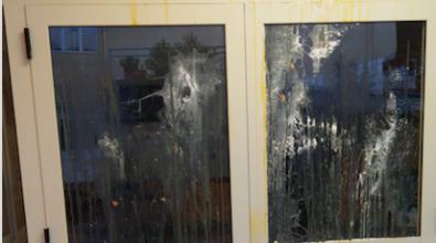 """Atto vandalico ai danni dell'istituto """"Catanoso-De Gasperi"""""""