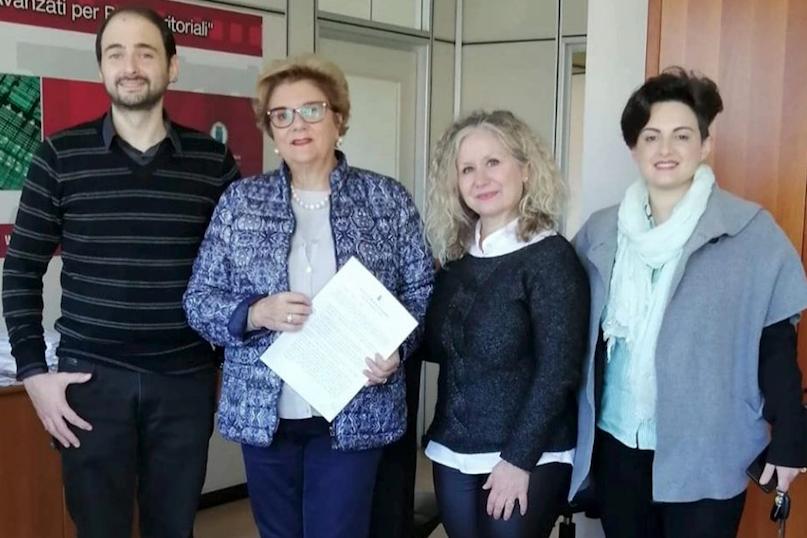 Bene confiscato concesso all'Associazione italiana contro le leucemie-linfomi