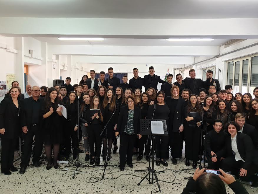 Cinquefrondi, i talenti del Musicale omaggiano Santa Cecilia