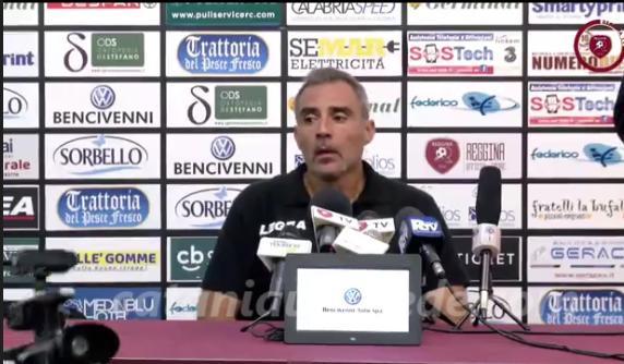 Rieti nel caos, Toscano solidale: «Sono triste. Speriamo di giocare»