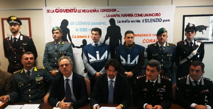 Sequestro a imprenditori reggini contigui con la 'ndrangheta NOMI E VIDEO