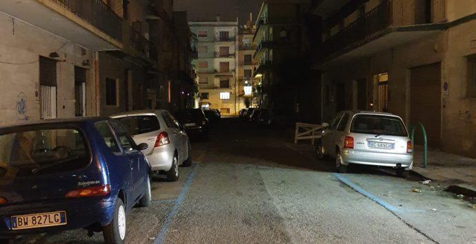Black out in Via Filippini nel cuore di Reggio Calabria