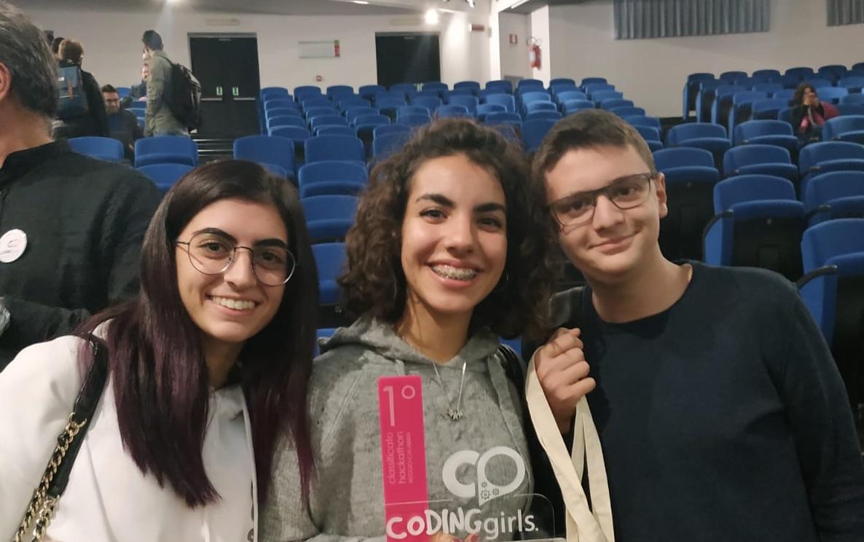 """Nuove frontiere digitali, sugli scudi gli studenti del """"Campanella"""""""