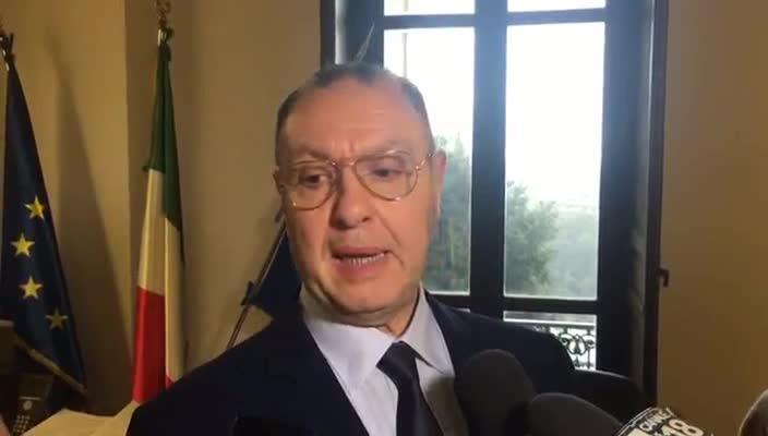 """Sanità, il Governo boccia la Calabria: Cotticelli """"interrogato"""" per 8 ore minaccia le dimissioni"""