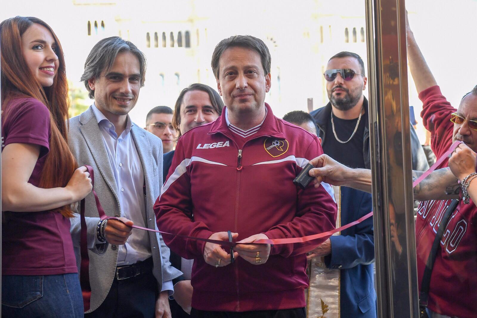 Moratti e la Reggina, il club replica: «Dal sindaco frasi inopportune»