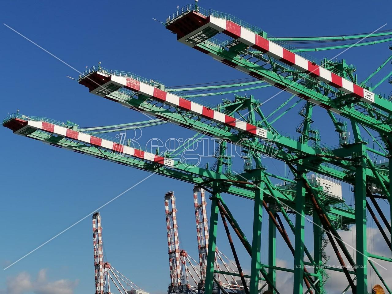 Coronavirus e porto di Gioia Tauro, Agostinelli: «Tamponi per tutti i lavoratori»
