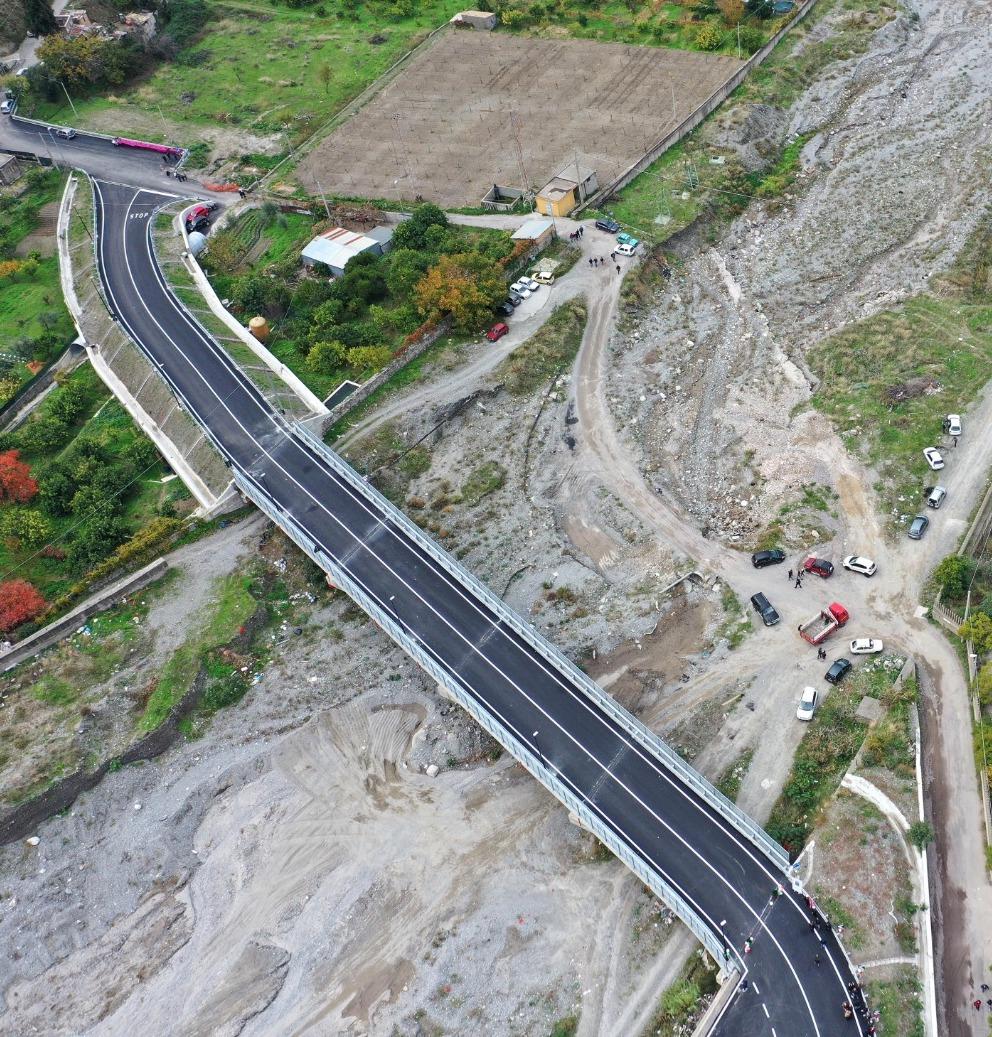 Ponte di Paterriti, il plauso del mondo culturale e sportivo di Valanidi