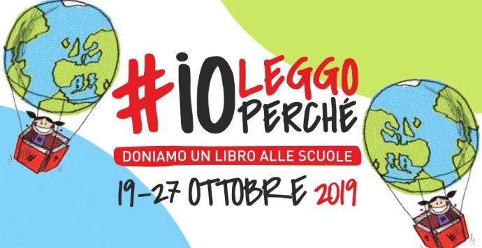 """""""Ioleggoperche""""  raccoglie 300mila libri, ma Reggio e la Calabria donano poco"""