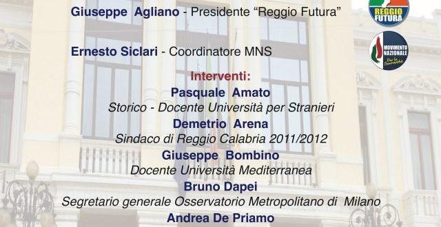 Reggio Futura guarda al potenziale di Reggio e rilancia proposte