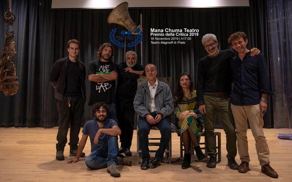 Mana Chuma Teatro conquista il premio della critica 2019
