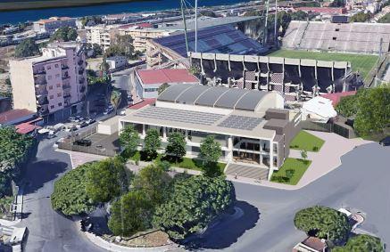 Latella: «Con la piscina sarà riqualificata l'intera zona dello Stadio»