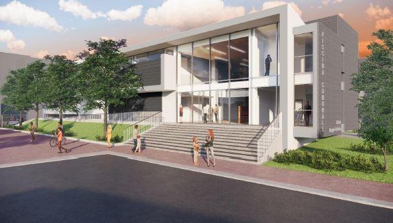 Ecco come sarà la nuova piscina comunale: ok al progetto definitivo