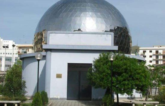 Mercurio sul disco del Sole, martedì osservazione al Planetario