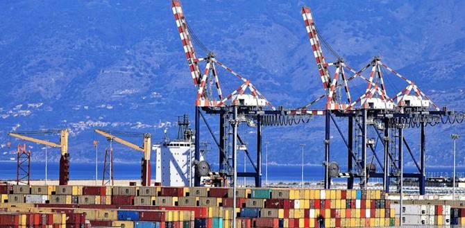Area portuale di Gioia Tauro, martedì la visita del ministro De Micheli