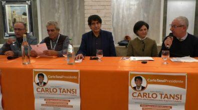 Verso il voto, Carlo Tansi ci crede: «Il modello-Prociv alla Regione»