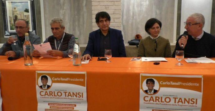 Regionali Calabria: i candidati di Tansi Circoscrizione Reggio Calabria