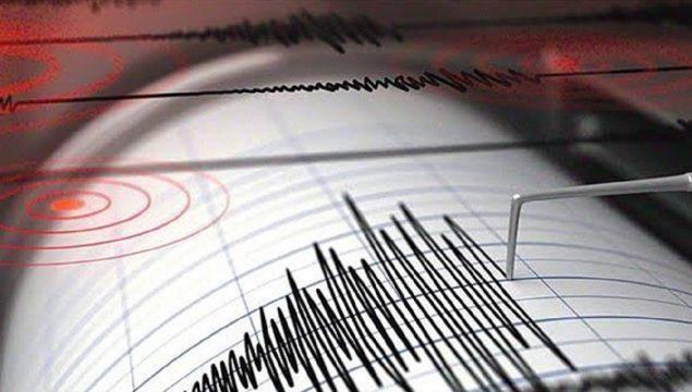 Scossa di terremoto a Brancaleone. Sisma all'alba. Epicentro in mare