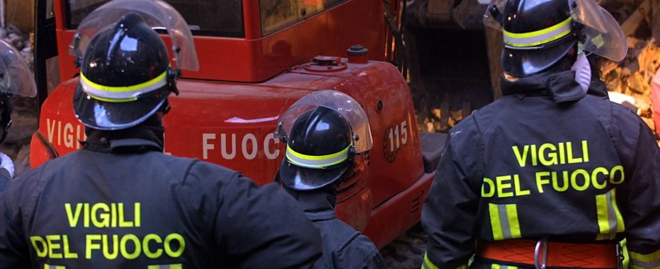 È reggino uno dei vigili del fuoco morti nello scoppio ad Alessandria