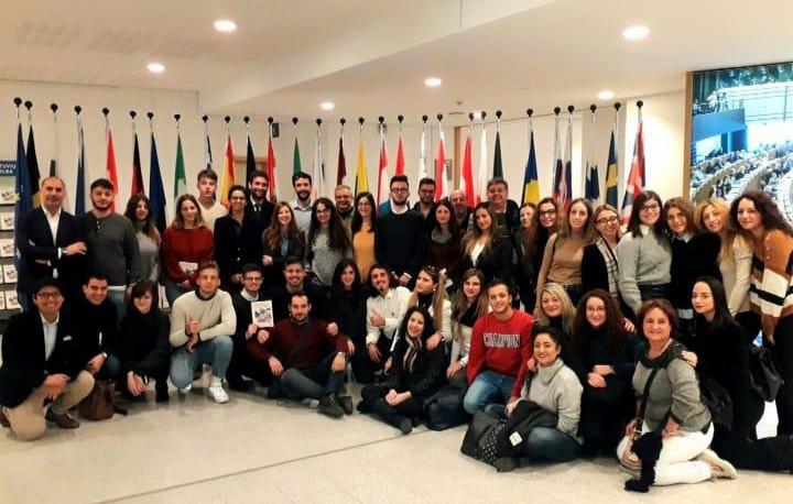 Da Reggio Calabria a Bruxelles. Viaggi-studio per i ragazzi della Mediterranea