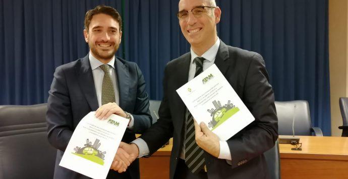 Car sharing, siglato l'accordo tra il Consiglio regionale della Calabria e Atam