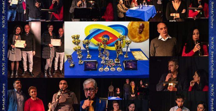 Naòs Arte&Cultura: tutti i premiati del concorso internazionale