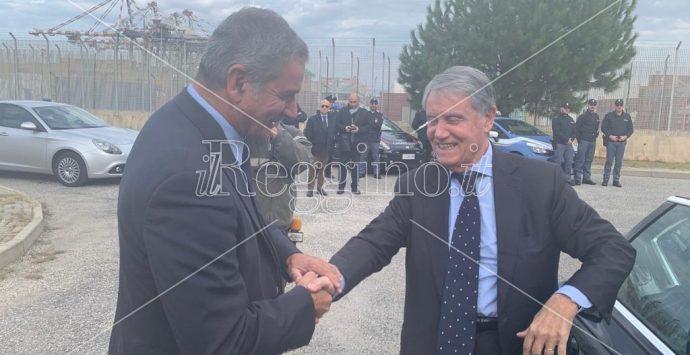Porto di Gioia Tauro, Forza Italia si schiera con Agostinelli